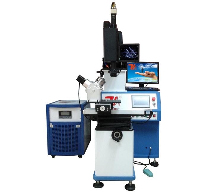 YAG自动激光焊接机