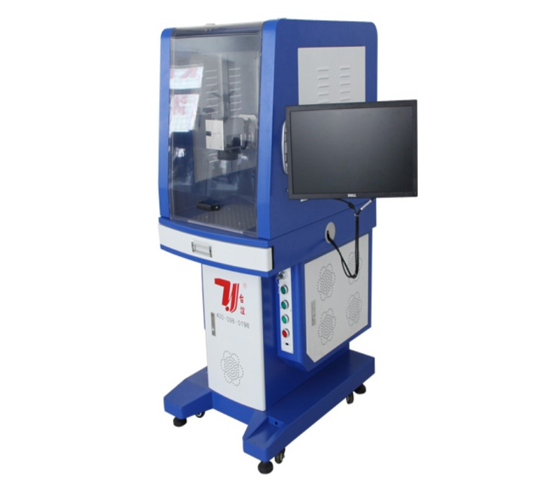 Cloud Series Fiber Laser Marking Machine
