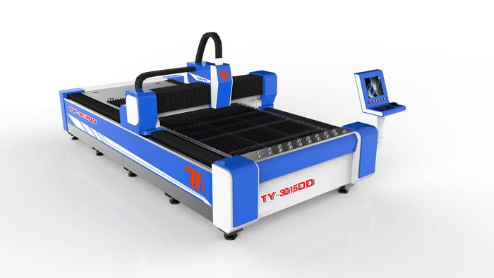 TY-3015DD  Fiber Laser Cutting Machine for All metals