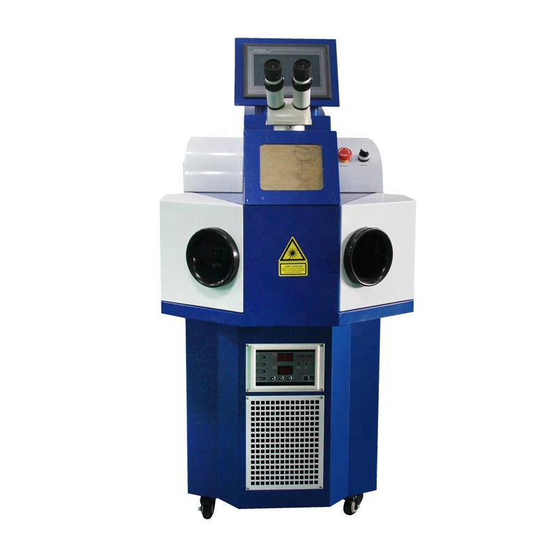 TY-H20021 Jewelry Laser Welding Machine with Inside Chiller version
