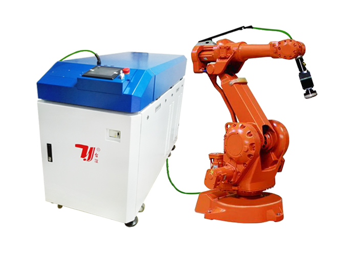 Robotic Laser Welding Machine