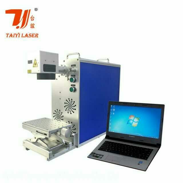 Portable Small Laser Marking/Laser engraving machine